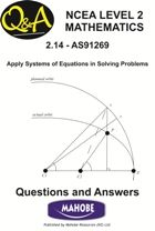 AS91269 Apply Systems of Equations in Solving Problems