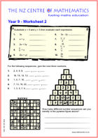 algebra worksheet new 371 year 9 algebra worksheets nz. Black Bedroom Furniture Sets. Home Design Ideas