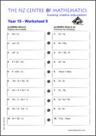 homework sheets  maths centre year  worksheet